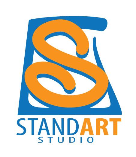 Standart Studio Artystyczne malowanie wnętrz łódź. Reklama Graffiti Mural logo